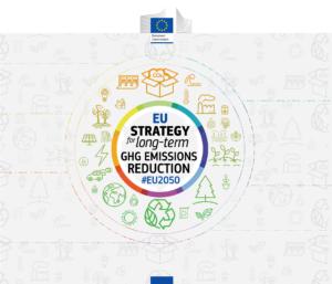 EU Strategy for long-term GHG Emissions Reduction #EU2050